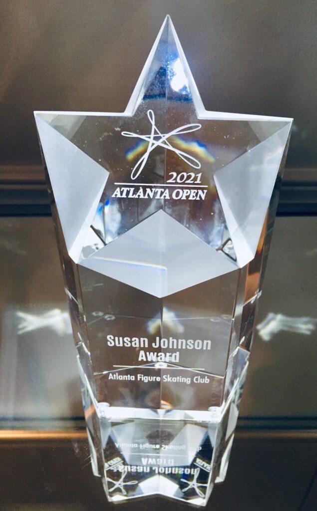 Susan Johnson Award