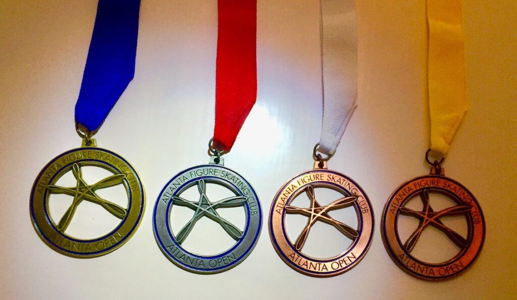 Atlanta Open 2021 Medals