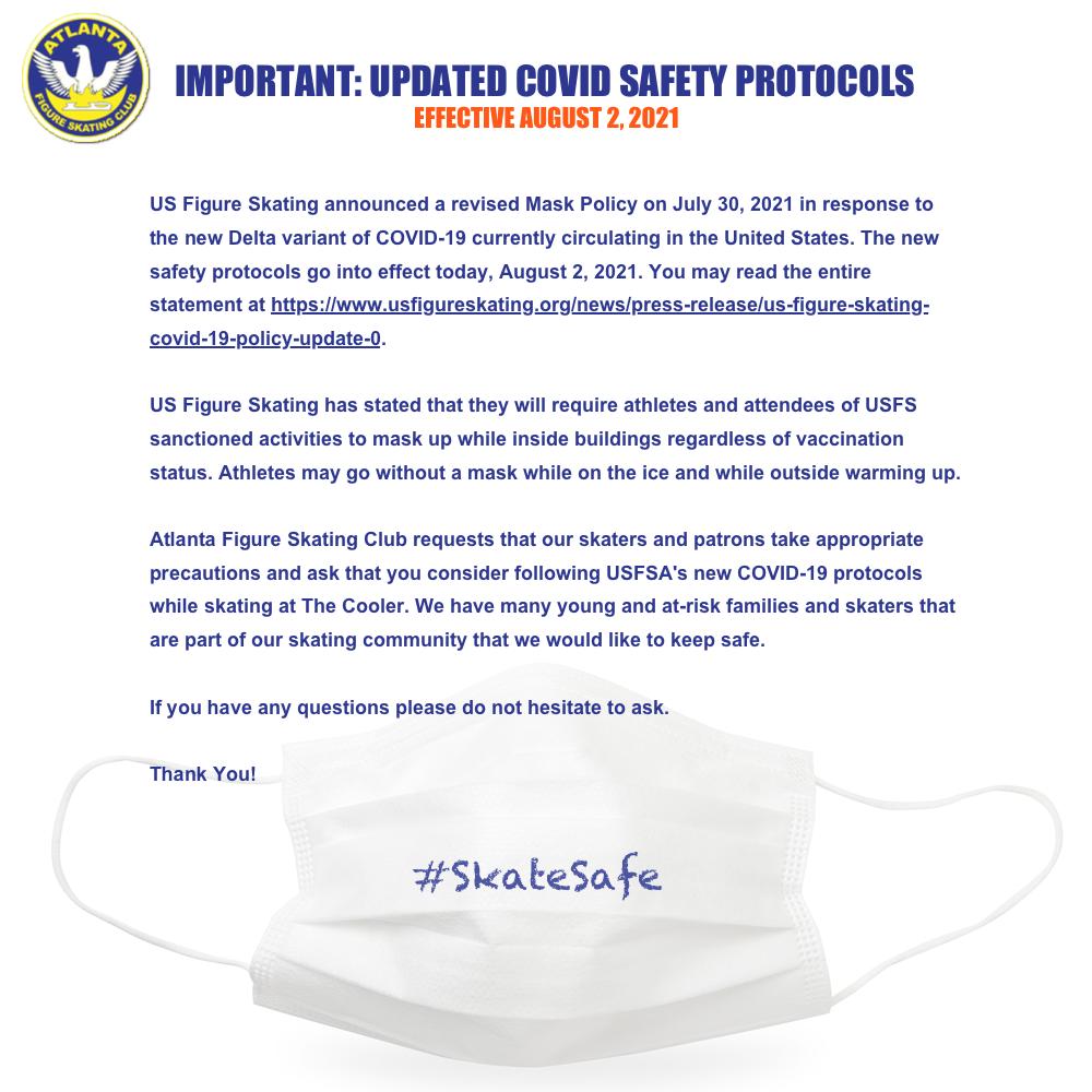 AFSC Covid Protocols Update Aug 2 2021